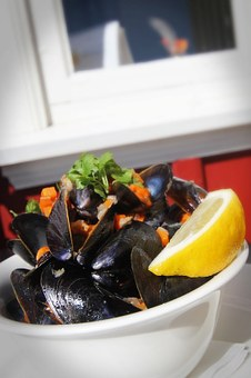 Mouclade - Curried Mussels