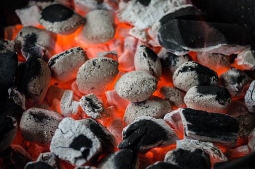 BBQ charcole