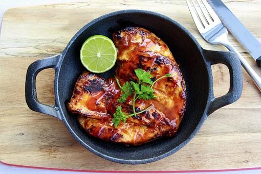 UK BBQ Week – BBQ Butterfly Chicken Breast