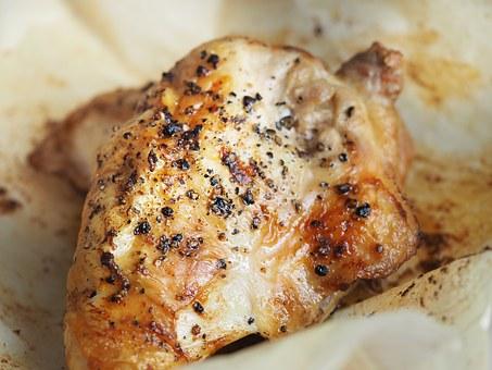 Garlicky Roast Chicken